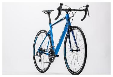 CUBE 2016 Vélo Route ATTAIN Shimano Claris 8V Bleu Noir