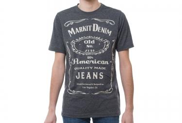 MARKIT T-Shirt JACK Gris
