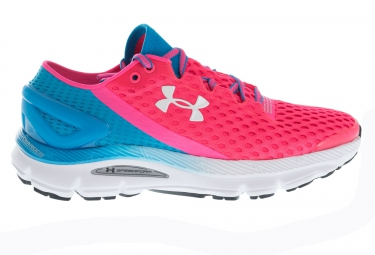 UNDER ARMOUR SPEEDFORM GEMINI 2 Pair of Shoes Pink Blue Women