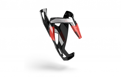 ELITE Porte Bidon CUSTOM RACE Plus Noir/Rouge