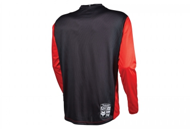 FOX Maillot Manches Longues INDICATOR LS Rouge
