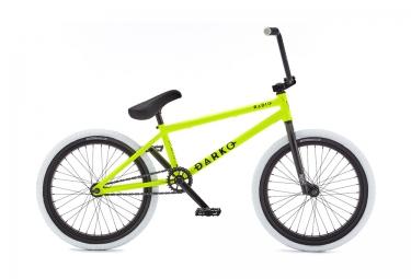 BMX Freestyle Radio Bikes DARKO  Jaune 2016