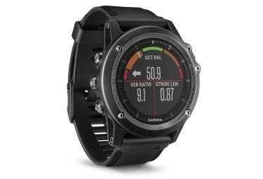 Montre GPS Garmin Fenix 3 Performer HRM Noir