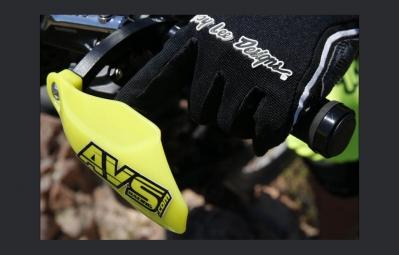 AVS Protege Mains KIT DECO Noir Blanc