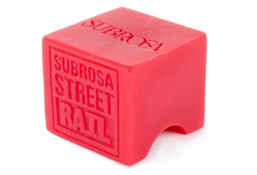 Subrosa Street Rail WAX Rouge