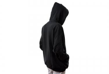MERRITT Sweat à Capuche PLASMATIC HOODIE Noir