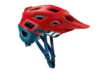 Casque All Mountain MAVIC Crossmax Pro 2016 Rouge Bleu