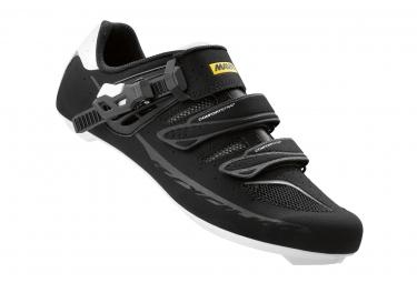 Chaussures Route Femme Mavic Ksyrium Elite II 2016 Noir