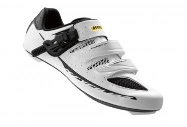 Chaussures Route Mavic Ksyrium Elite II 2016 Blanc