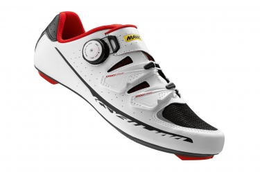 Chaussures Route Mavic Ksyrium Pro II 2016 Blanc