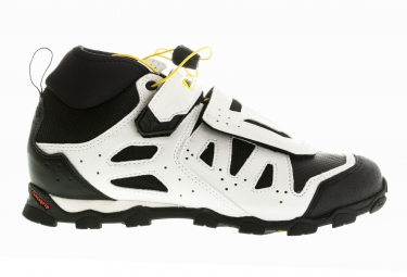 Chaussures VTT Mavic Crossride Xl Elite 2016 Noir/Blanc