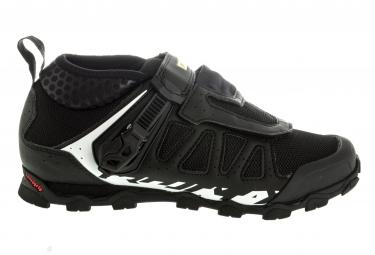 Chaussures VTT MAVIC Crossmax XL PRO 2016 Noir/Blanc