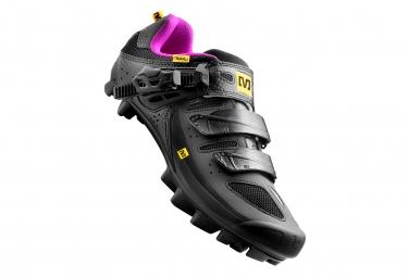 Chaussures VTT Mavic Scorpio Noir Violet