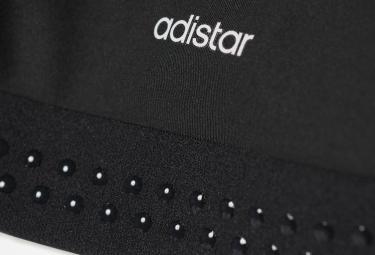 ADIDAS Maillot Manches Courtes ADISTAR CD.ZERO3 Noir Blanc