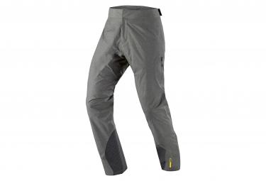MAVIC 2016 Pantalon imperméable Crossmax Ultimate H2o Gris