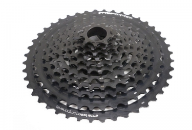 E-THIRTEEN Cassette TRS+ 9-44 Dents 11 Vitesses Sram XD Noir