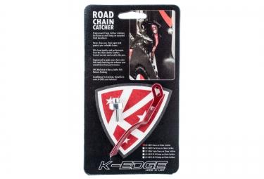 K-EDGE patte anti sauts de chaîne Rouge