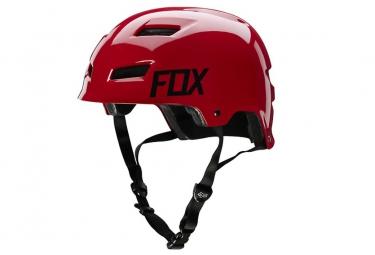 Casque Bol FOX TRANSITION HARDSHELL Rouge