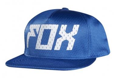 FOX Casquette NAVIGATE SnapBack Bleu