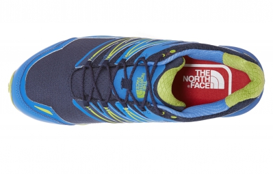 THE NORTH FACE ULTRA MT GORE TEX Bleu Vert