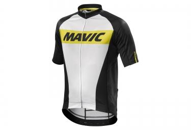 MAVIC Maillot COSMIC Blanc Noir
