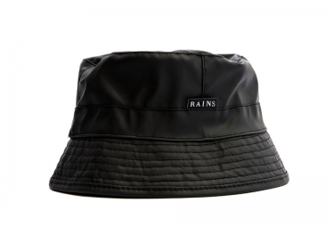 RAINS Bob BUCKET Noir