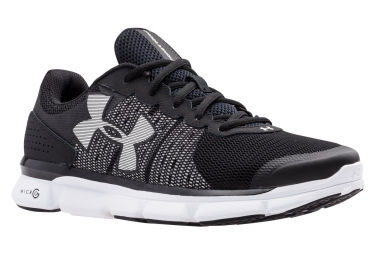 UNDER ARMOUR Pair of Shoes MICRO G SPEED SWIFT Black White