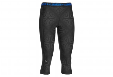 UNDER ARMOUR 3/4 Tight HEATGEAR COOLSWITCH Black Women
