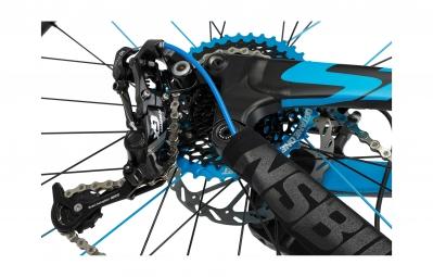 VTT Tout-Suspendu NS Bikes SNABB E2 27.5'' Noir / Bleu 2016