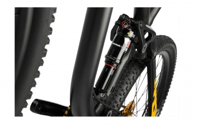 VTT Tout-Suspendu NS Bikes SNABB T2 27.5'' Noir / Or 2016