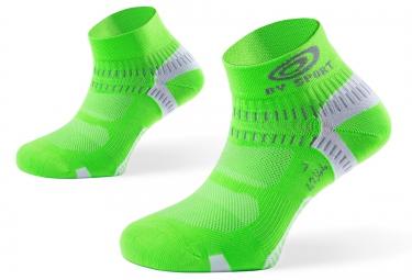 BV SPORT Socquettes LIGHT ONE Vert
