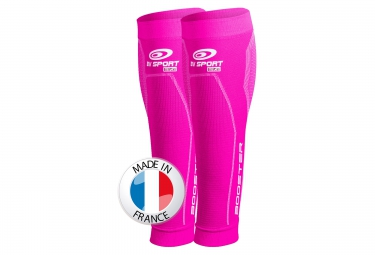 BV SPORT Pack BOOSTER ELITE + Socquettes Pointure 37-41 Rose