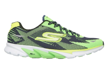 SKECHERS Running Shoes GO RUN 4 Green