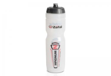 ZEFAL Bidon 1L MAGNUM Blanc