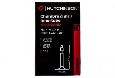 HUTCHINSON Chambre à Air STANDARD 20´´ x 1.70 à 2.35 Presta 32mm