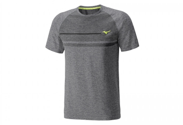 MIZUNO T-Shirt TUBULAR HELIX Gris