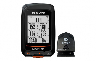 BRYTON Compteur GPS RIDER 100C