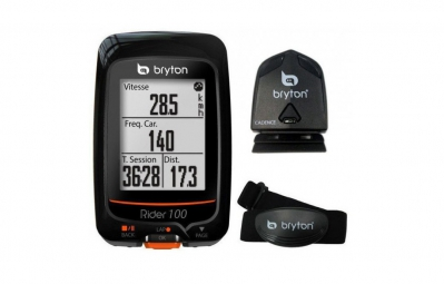 BRYTON Compteur GPS RIDER 100T