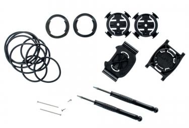 GARMIN Montre Forerunner 920 XT Noir/Argent + HRM-Tri/HRM-Swim