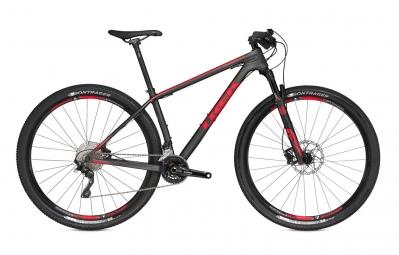 TREK 2016 Full Bike 29´´ SUPERFLY 9.6 Black/Red