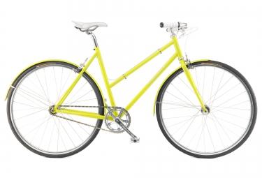 BOMBTRACK Vélo Complet Fixie WOMENS OXBRIDGE Jaune