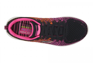 SKECHERS BURST Noir Rose