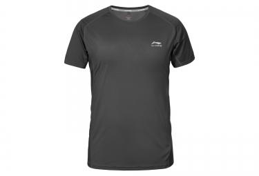 T-Shirt Manches Courtes LI-NING SETH Gris