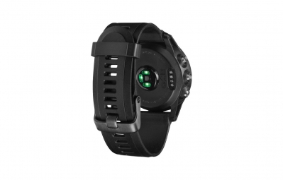 Montre GPS Garmin FENIX 3 HR Performer Noir