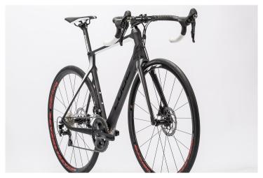 CUBE 2016 Vélo Route AGREE C:62 DISC Carbone Shimano 105 11V Noir Blanc