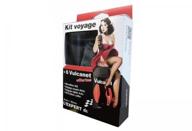 Lingettes VULCANET Kit Voyage