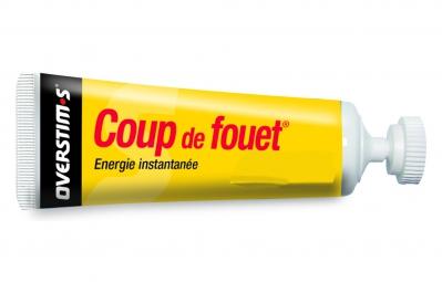 OVERSTIMS Gel Energetique COUP DE FOUET Citron