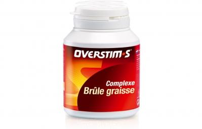 OVERSTIMS Complément alimentaire COMPLEXE BRULE GRAISSE 90 comprimés