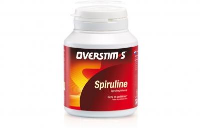 OVERSTIMS Complément alimentaire SPIRULINE 60 comprimés