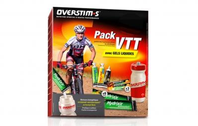 OVERSTIMS Pack VTT + Bidon Overstims 600mL